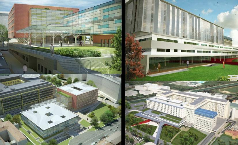 Ospedale di Verona, Schindler fornisce le soluzioni di mobilità per i due edifici Borgo Trento e Borgo Roma.