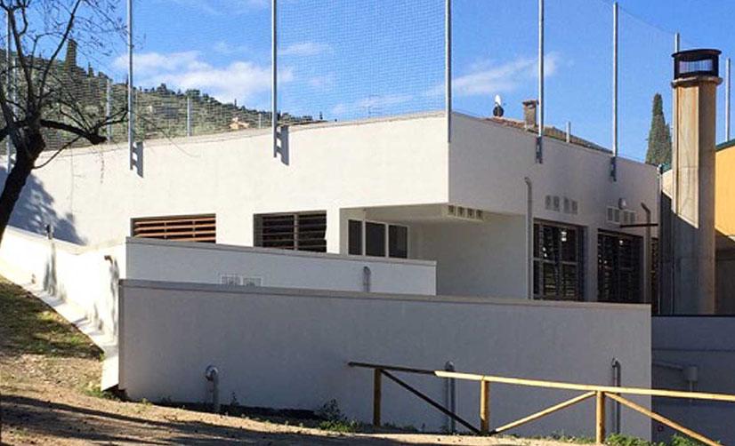 Un tetto per lo sport fornito da Tecnoedil Verona a Torri del Benaco: inaugurato il nuovo palazzetto.