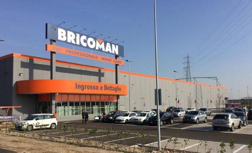 Nel nuovo punto vendita Bricoman di Verona un ascensore Schindler firmato Tecnoedil.