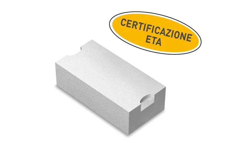 Ytong SismiClima: alta efficienza energetica per murature portanti antisismiche.