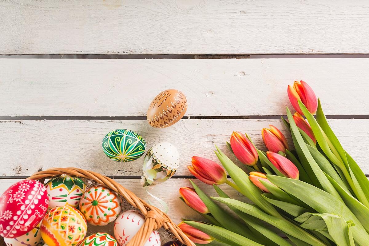 Auguri di buona Pasqua da Tecnoedil Verona!